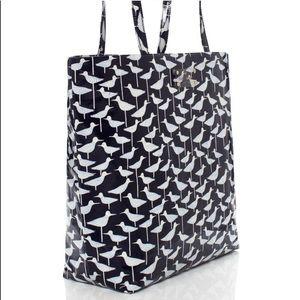Kate Spade Sandpiper Bird Tote Bag